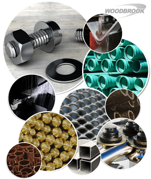 Complete Metal Solutions at  Woodbrook Precision. We believe our commitment to quality and customer satisfaction is what sets us apart from other manufacturers. We supply many different precision products and services...